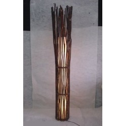 LS007596 Wood Lamp