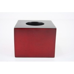 819 square candleholder R