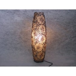 LS006998 Shell Floral Lamp