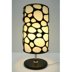 TW-19 table lamp /cylindrical lattice
