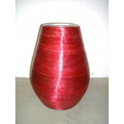 AW207066 Abaca Vase Plain