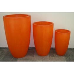 Round Planter GF7004-050-3 3er Set