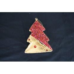 1-0234 Ornament 3D tree