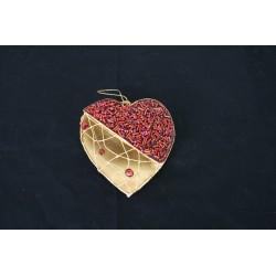 1-0230 Ornament heart