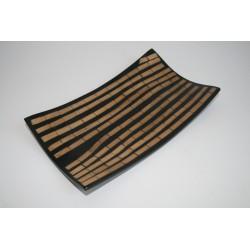 Japanese Tray Bamboo Zebra