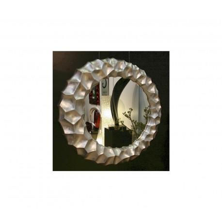 789 round mirror