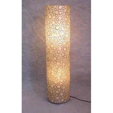 LS006484 Shell Flr Lamp