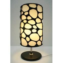 TW-19 table lamp /cylindrical lattice