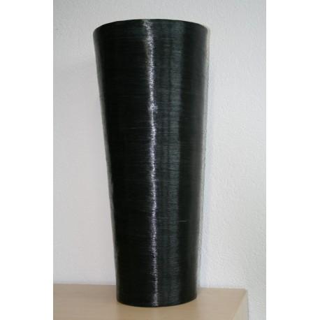 AW206036 Abaca Weave Vase W-25