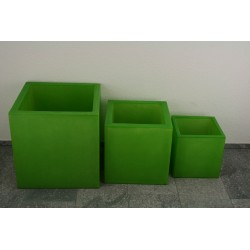 Square Planter GF7001-050-3 3er Set