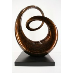 550 abstract sculpture