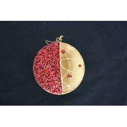1-0231 Ornament round